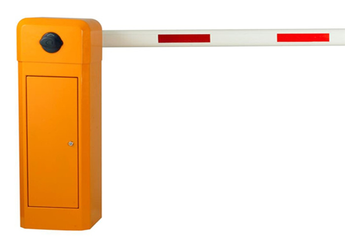 Remote Control Folding Automatic Car Park Barriers Support Infrared Photocell