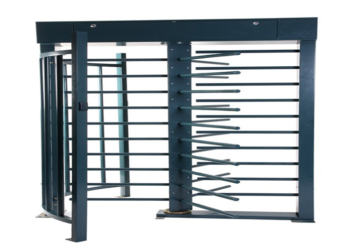 Anti Corrosion Revolving Full Height Turnstile Door With Powder Coating