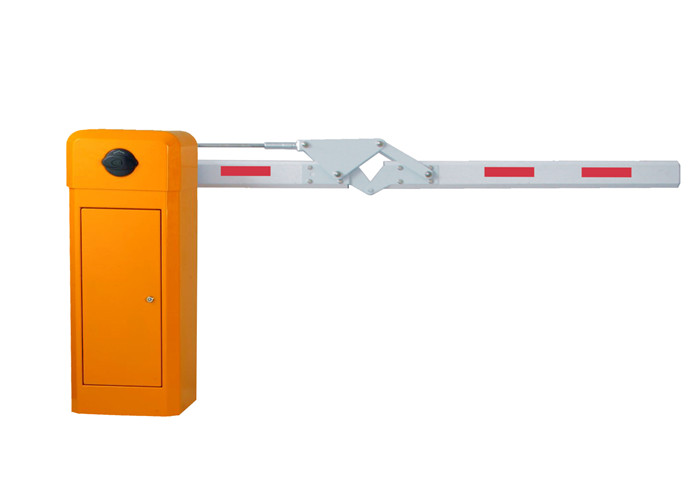 90 Degree Folding Boom Automatic Car Park Barriers Electronic Barrier Gates