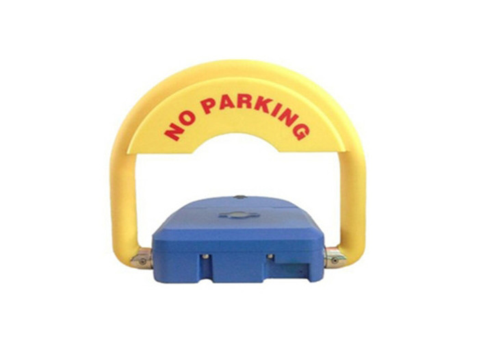 Intelligent Car Parking Barrier IP68 with Recharge Champion Brand Battery