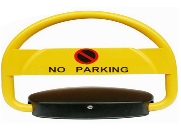 Powerful Reliable Car Parking Lock , Vehicle Secure Parking Barrier Effectively
